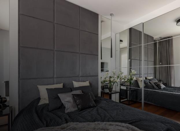 Meble i ściany tapicerowane